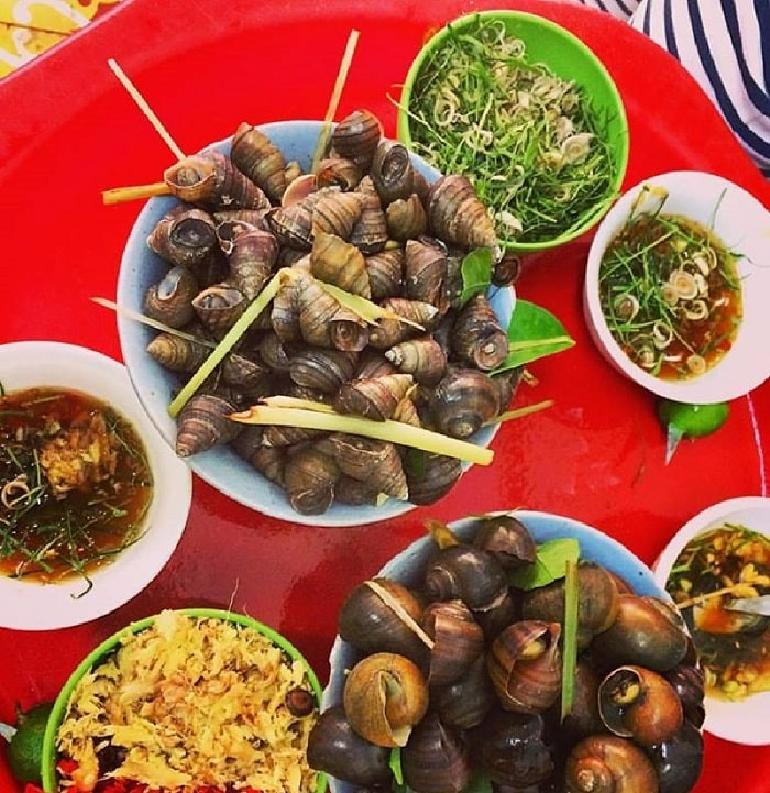 개학을 맞이하여 하노이에서 유명한 간식거리 탐방 - ảnh 3