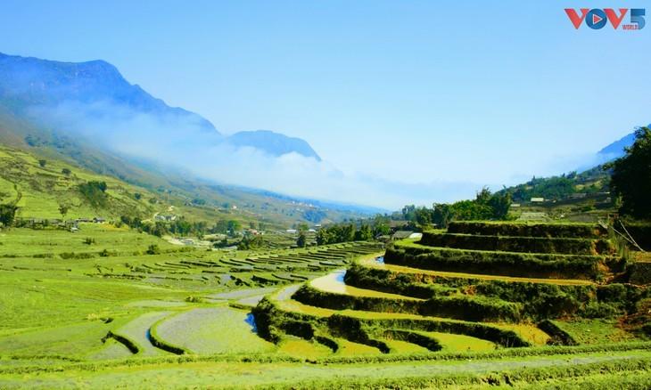 """베트남에서 """"사진이 가장 잘 나오는"""" 관광지 호이안과 사파의 아름다움  - ảnh 11"""