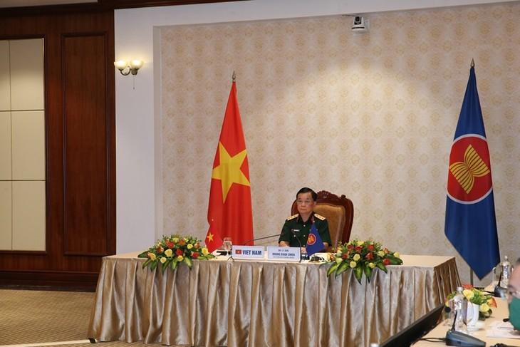 베트남, 아세안–한국 국방 관계 촉진에 적극적인 역할 발휘  - ảnh 1