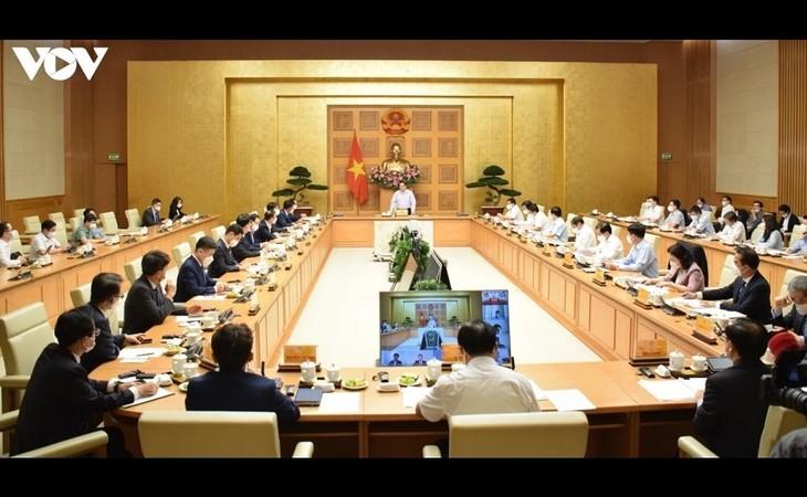 베트남 정부, 외국 기업과 계속 동반하기로  - ảnh 1