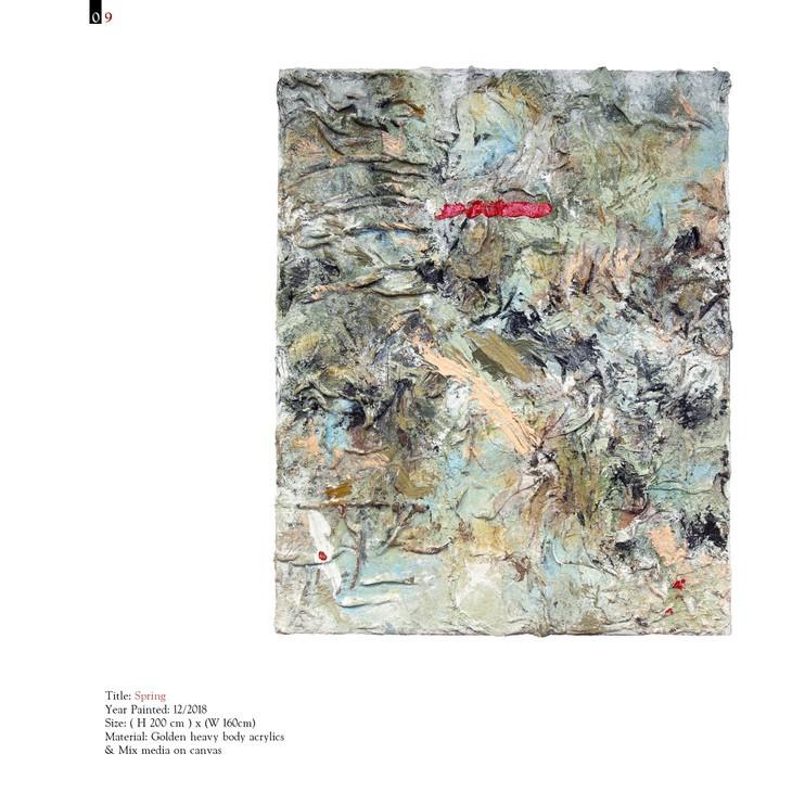 Henry Le - វិចិត្រករជនជាតិវៀតណាមដំបូងគេដែលមានពិព័រណ៍ទោលនៅអ៊ីតាលី - ảnh 11