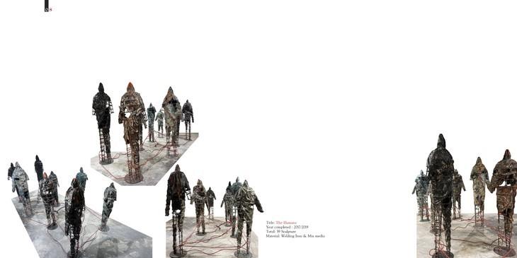 Henry Le - វិចិត្រករជនជាតិវៀតណាមដំបូងគេដែលមានពិព័រណ៍ទោលនៅអ៊ីតាលី - ảnh 7