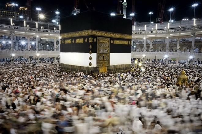 អ៊ីរ៉ង់មិនចូលរួមការធ្វើធម្មយាត្រាទៅទីកន្លែងពិសិដ្ឋ Mecca របស់អារ៉ាប៊ីសាអ៊ូឌីត - ảnh 1