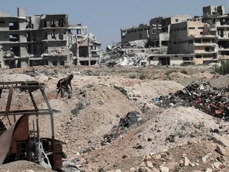 រុស្ស៊ី៖ ភាពតានតឹងនៅទីក្រុង Aleppo កំពុងឡើងជណ្តើរ - ảnh 1
