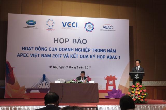 APEC Viet Nam 2017 នឹងជាវេទិកាច្នៃប្រឌិតមួយ - ảnh 1