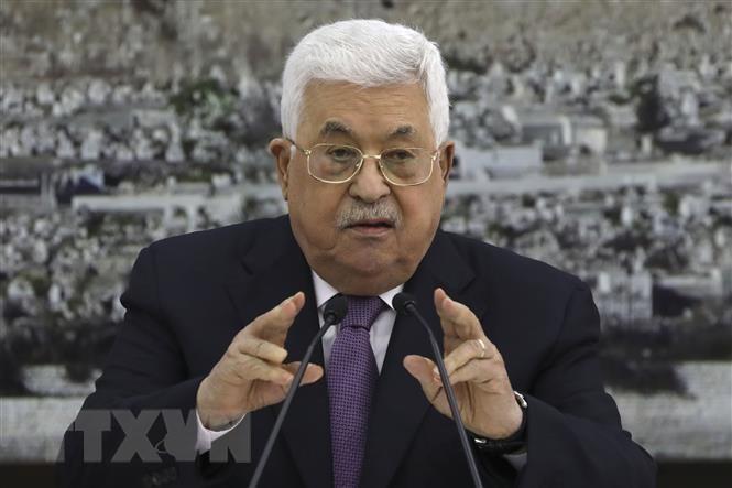 Berbagai kubu di Palestina membahas rencana penggabungan wilayah dari Israel - ảnh 1