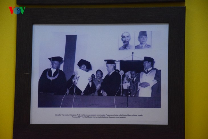 Presiden Ho Chi Minh dalam hati sahabat internasional - ảnh 2