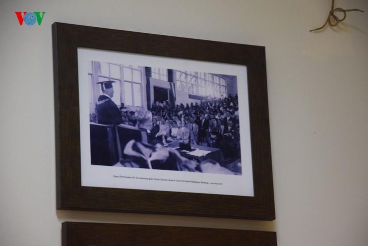 Presiden Ho Chi Minh dalam hati sahabat internasional - ảnh 3