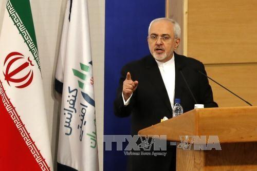 Iran mencela AS yang mengancam pemulihan embargo PBB secara sepihak - ảnh 1