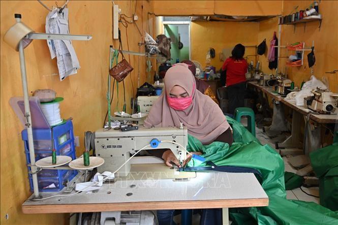 Indonesia mengeluarkan paket stimulus ekonomi senilai 43 miliar USD - ảnh 1