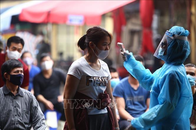 Vietnam terus tidak mencatat kasus infeksi Covid-19 baru di masyarakat - ảnh 1