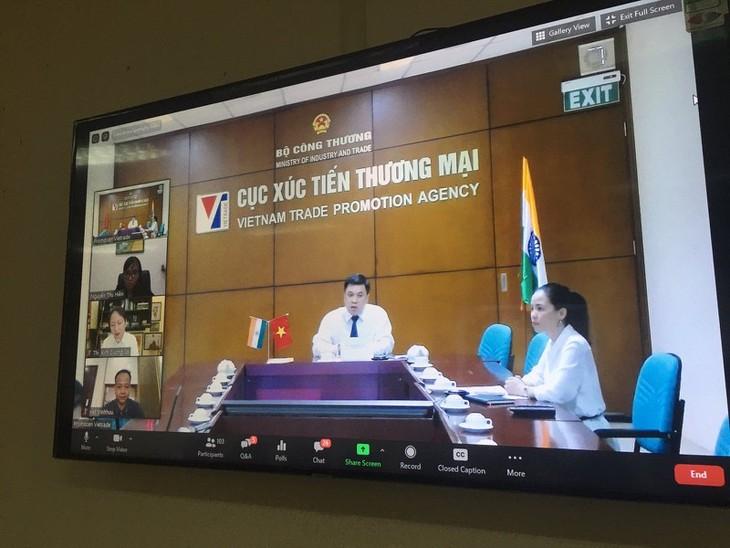 Surat keterangan asal-usul elektronik bisa menjadi kunci untuk mendorong perdagangan Vietnam – India  - ảnh 1