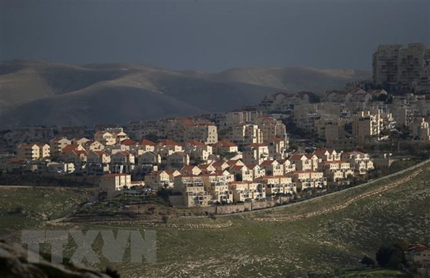 Palestina tidak menganggap AS sebagai mediator rekonsiliasi dalam memecahkan bentrokan dengan Israel  - ảnh 1