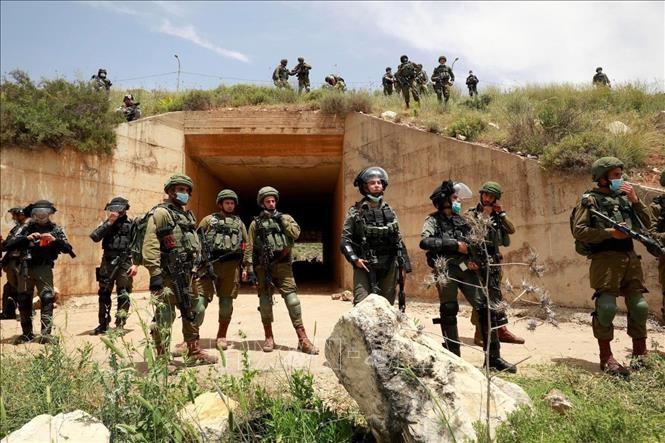 Israel meminta maaf tentang kasus pembunuhan terhadap warga sipil Palestina  - ảnh 1