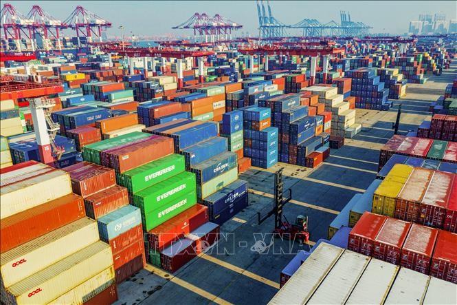 Tiongkok membatasi impor beberapa hasil pertanian AS - ảnh 1