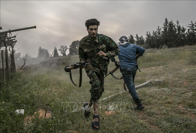 PBB berseru kepada semua pihak di Libia supaya kembali mengadakan perundingan gencatan senjata - ảnh 1