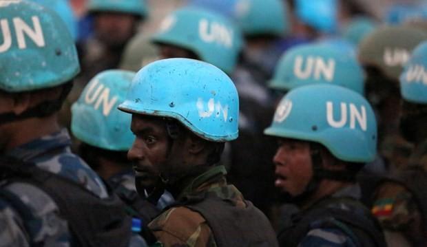 Pasukan penjaga perdamaian PBB membantu semua negara menghadapi pandemi Covid-19 - ảnh 1