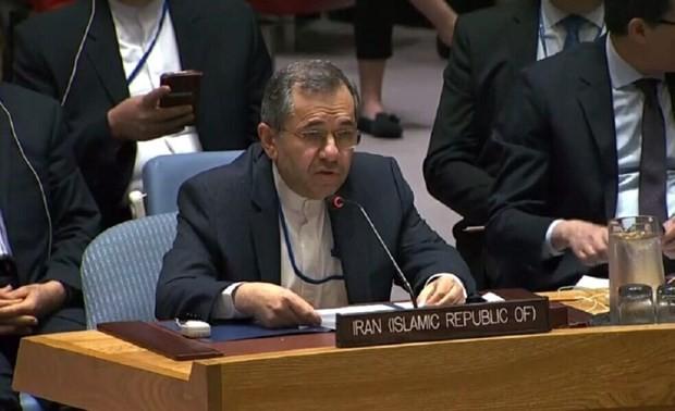 Iran menegaskan bahwa AS tidak berhak memperpanjang perintah gencatan senjata dari PBB - ảnh 1