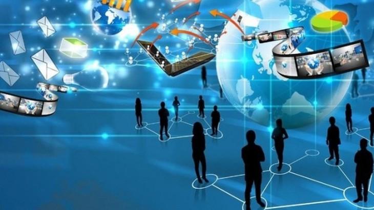 Membawa perdagangan elektronik menjadi bidang pelopor dari perekonomian digital - ảnh 1
