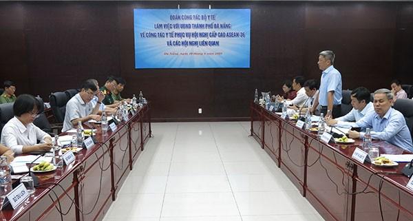 Kota Da Nang siap siaga pada  KTT ASEAN 36 dan Konfereni-Konferensi yang bersangkutan - ảnh 1