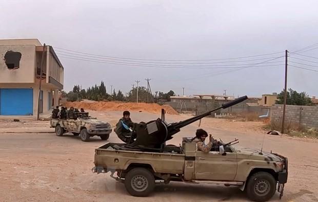 Semua pihak pserta bentrokan di Libia berpartisipasi pada putaran baru perundingan tentang gencatan senjata  - ảnh 1