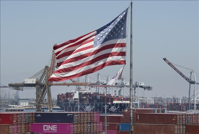 AS akan membuka pintu ekonomi tanpa memperdulikan bahaya gelombang wabah kedua - ảnh 1