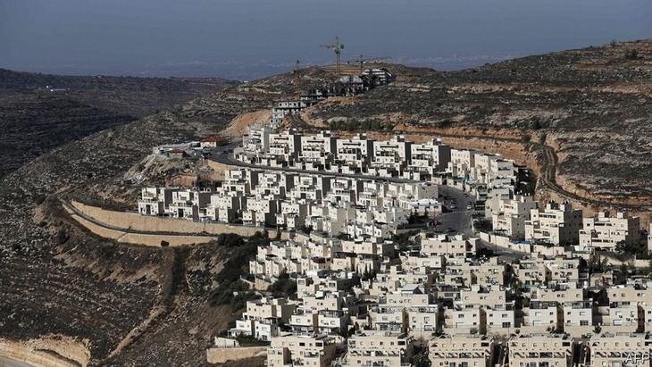 Israel dan AS membahas rencana penggabungan kawasan pendudukan di Tepi Barat - ảnh 1
