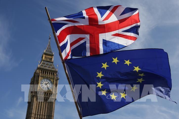 Uni Eropa dan Inggris sepakat memberikan motivasi untuk perundingan-perundingan pasca Brexit - ảnh 1