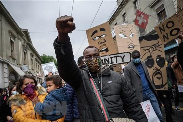 PBB mengeluarkan resolusi yang mengutuk rasisme - ảnh 1