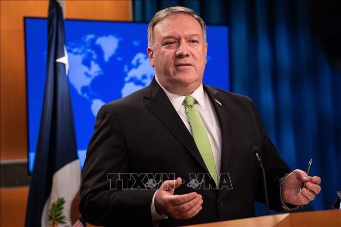 AS dan Uni Eropa sepakat akan melakukan dialog tentang Tiongkok - ảnh 1