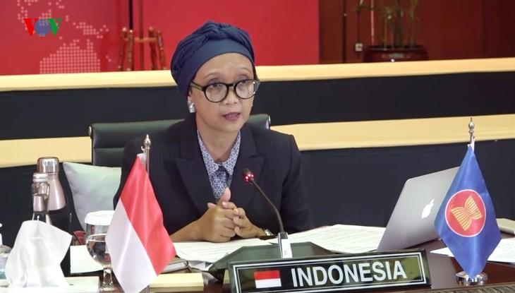 Indonesia percaya pada peranan memimpin Vietnam dalam ASEAN  - ảnh 1