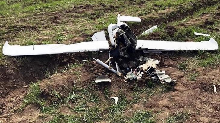 Pakistan menembak jatuh satu pesawat nirawak India - ảnh 1