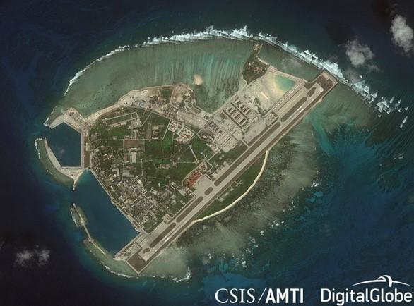 Amerika Serikat Memprotes Tiongkok Melakukan Latihan Perang di Laut Timur - ảnh 1