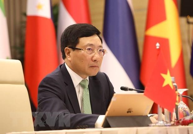 Jepang dan Vietnam akan bersama-sama memimpin Konferensi ke-13 Menteri Mekong-Jepang  - ảnh 1