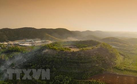 UNESCO mengakui Geopark Dak Nong sebagai Geopark Global - ảnh 1