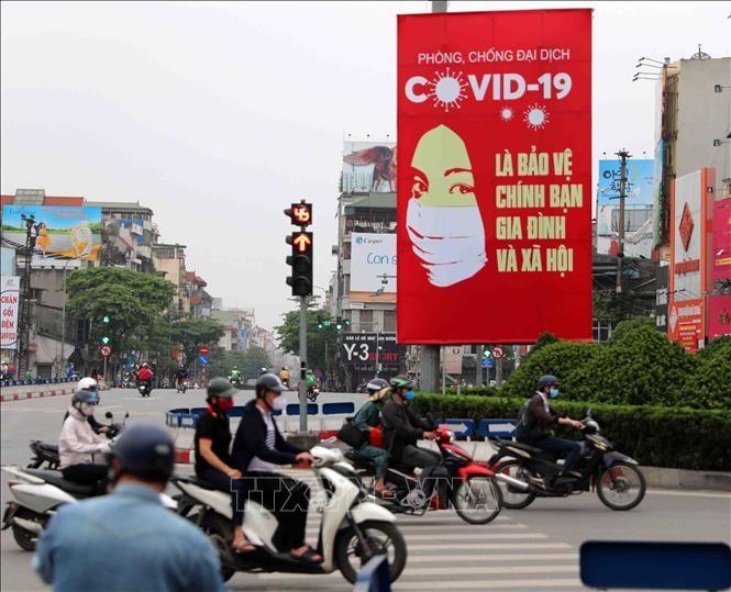 Media Jerman: Vietnam menjadi tolok ukur dari segala-galanya dalam perang melawan Covid-19 - ảnh 1