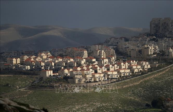 Berbagai negara memprotes rencana penggabungan Tepi Barat yang dilakukan Israel - ảnh 1