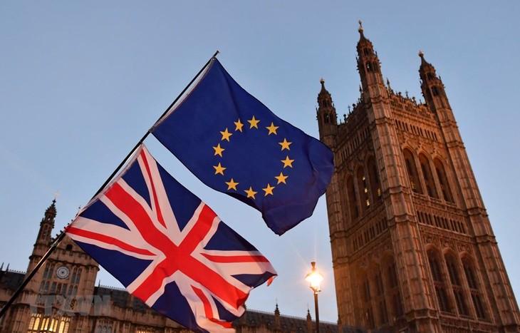 Inggris mengeluarkan biaya 705 juta pound sterling untuk mempersiapkan infrastruktur perbatasan pasca Brexit - ảnh 1