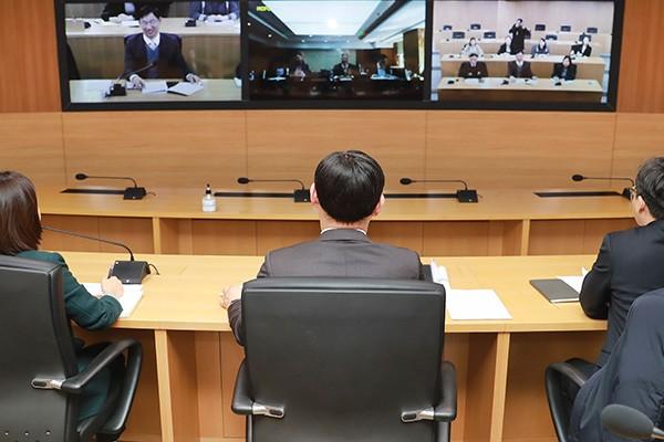 Republik Korea dan Tiongkok melakukan perundingan putaran ke-8 tentang FTA - ảnh 1