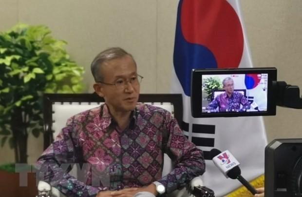 """Republik Korea memberikan 90 beasiswa """"Mendidik talenta ASEAN"""" - ảnh 1"""