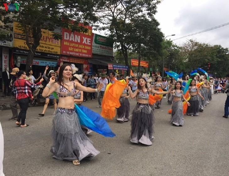 Festival Hue 2020 akan berlangsung lebih dini dari rencana - ảnh 1
