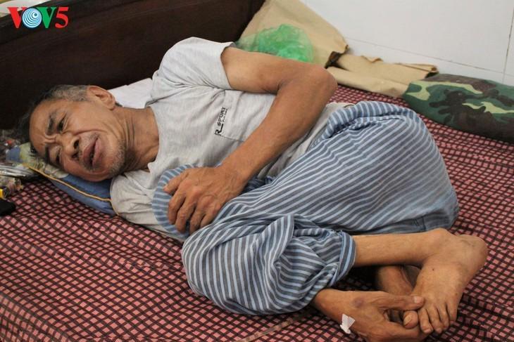 Pusat perawatan prajurit penyandang disabilitas Duy Tien – tempat yang meredakan penderitaan akibat perang  - ảnh 4