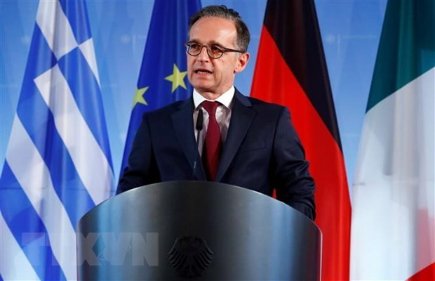 Jerman menolak rekomendasi AS untuk mengundang Rusia kembali ikut serta pada G7 - ảnh 1
