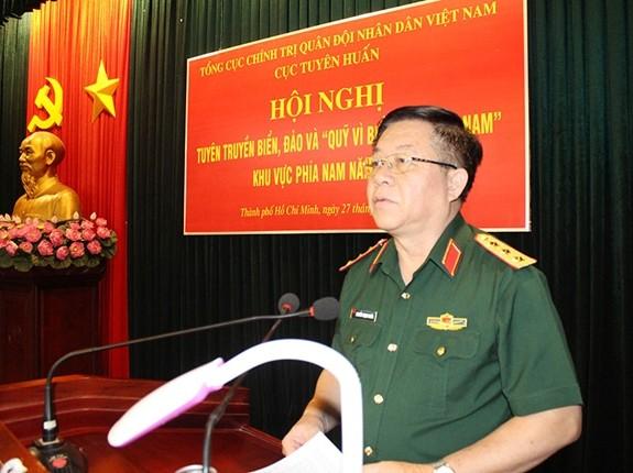 Memperhebat propaganda tentang laut, pulau, dan Dana demi Laut dan Pulau Vietnam - ảnh 1