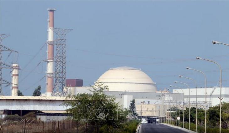 Iran menegaskan menjalankan program nuklir demi tujuan damai - ảnh 1