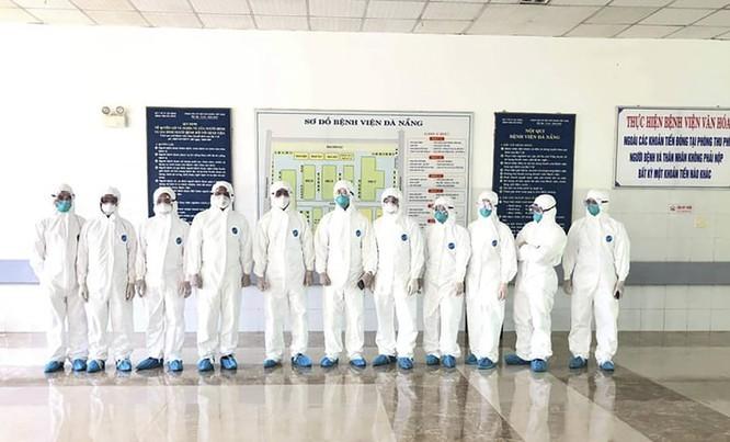 Kementerian Kesehatan Vietnam bersedia melakukan segala-galanya untuk membantu Kota Da Nang mencegah dan menanggulangi wabah Covid-19 - ảnh 1