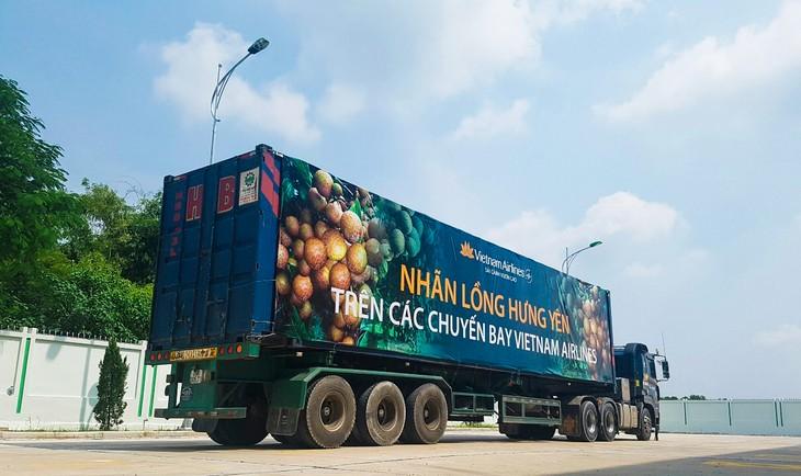 Provinsi Hung Yen memperhebat promosi pemasaran hasil pertanian - ảnh 2
