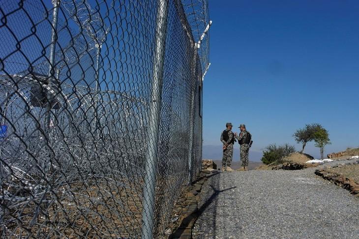 Pakistan minta agar dilakukan dialog dengan Afghanistan tentang berbagai masalah yang terkait perbatasan - ảnh 1