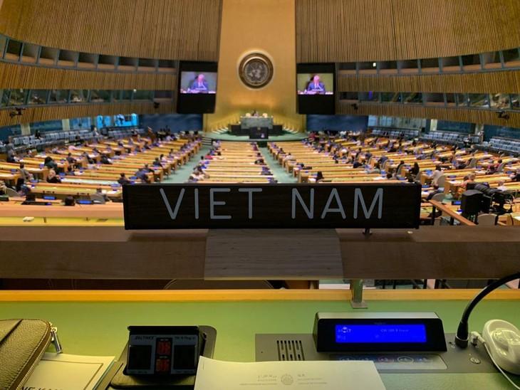 PBB mengadakan sidang pleno yang pertama setelah 6 bulan - ảnh 1