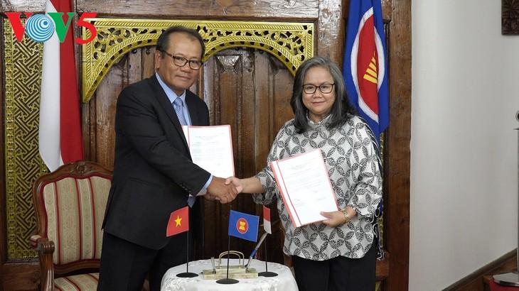 Vietnam memainkan peranan sebagai Ketua Komisi ASEAN di Republik Czech - ảnh 1